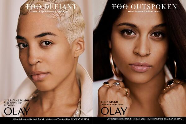 Olay 'Face Anything'
