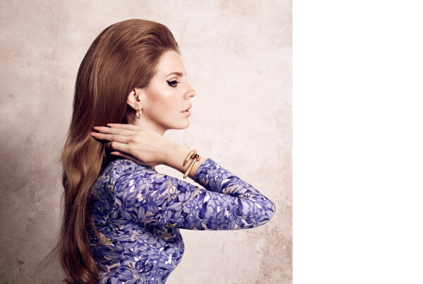Lana Del Rey x Cartier